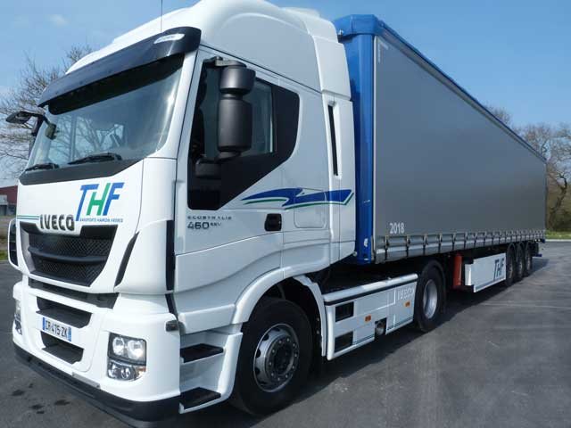 THF transports eco responsable